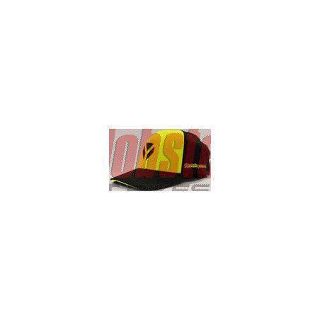 Cover filtro olio per 150 CRF/KLX - NERO