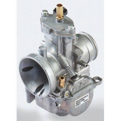 Cover filtro olio per 150 CRF/KLX -SILVER