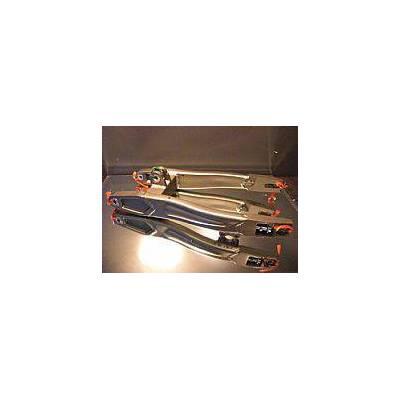 Manubrio in alluminio (spugna inclusa) ALTO - ROSSO