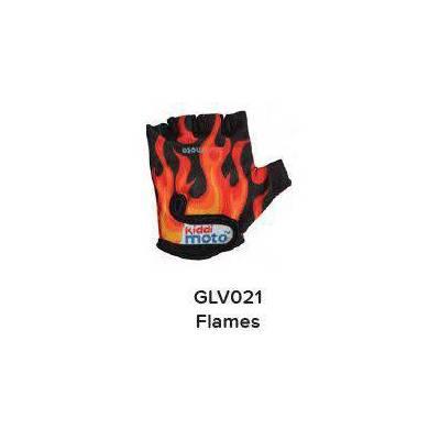 GLOVES - FLAME (MEDIUM)