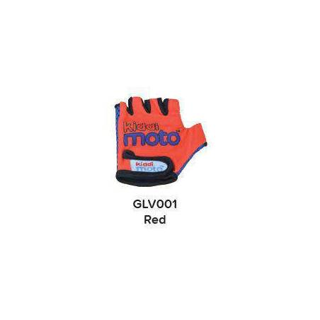 GLOVES - RED (MEDIUM)