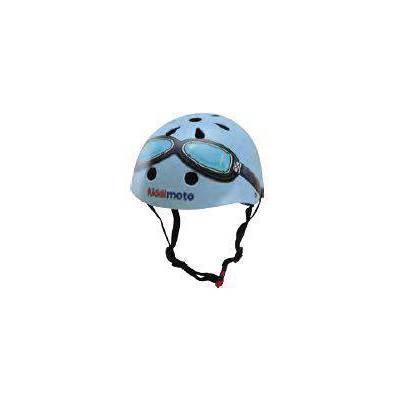 HELMET - BLUE GOOGLE (MEDIUM)