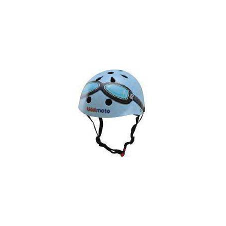 HELMET - BLUE GOOGLE (MEDIUM)