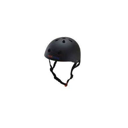 HELMET - MATTE BLACK (MEDIUM)