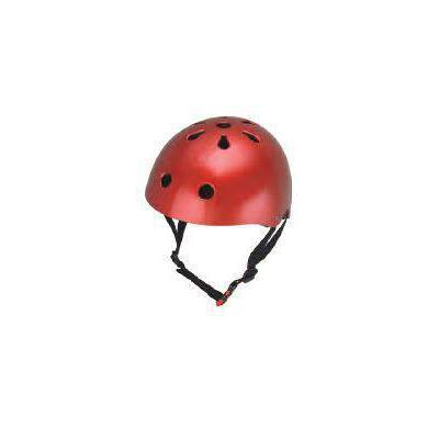 HELMET - METALLIC RED (SMALL)