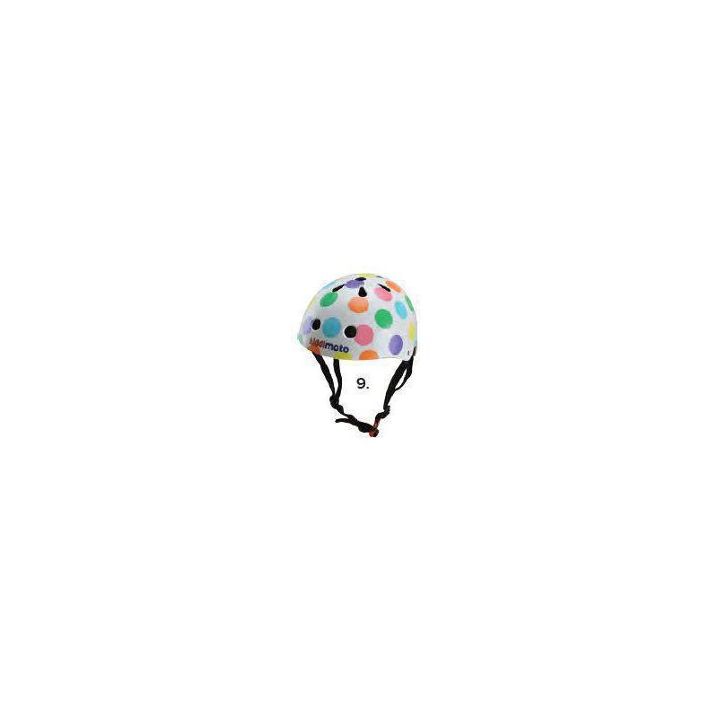 HELMET - PASTEL DOTTY (MEDIUM)