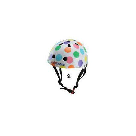 HELMET - PASTEL DOTTY (SMALL)