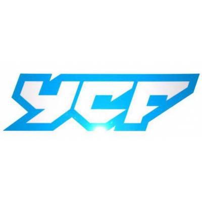 Mozzo posteriore CNC YCF50 BLU