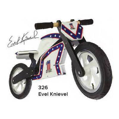 KIDDIMOTO HEROES - KNIEVEL OFFICIAL