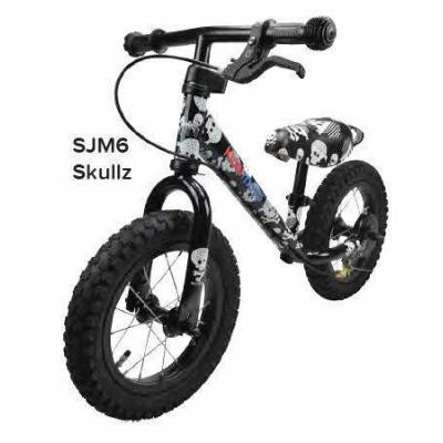 KIDDIMOTO SUPER JUNIOR MAX - SKULLZ