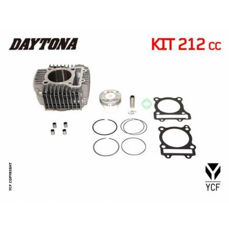Kit aumento cilindrata per Daytona Anima da 190cc a 212cc