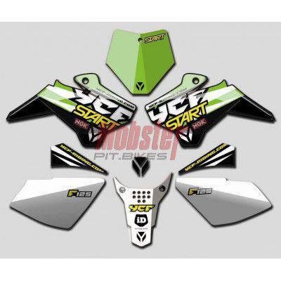 Parafango posteriore YCF ROSA