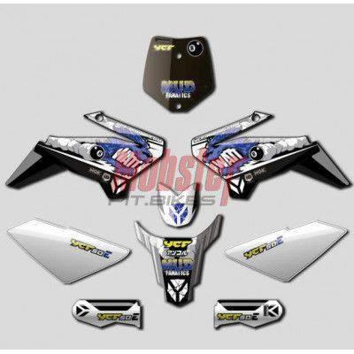paramotore in acciaio START F88se 2015 MATTE BLACK