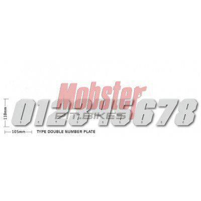 Pneumatico minimoto Sava 110/50/6,5 MRC