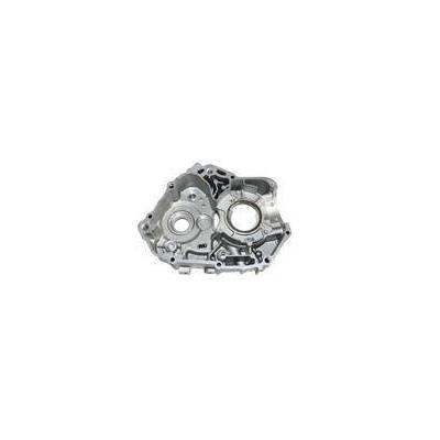 Ruota posteriore completa in acciaio per YCF50A da 1,40x10 pollici, con disco freno, mezzo in CNC VERDE, cerchio nero