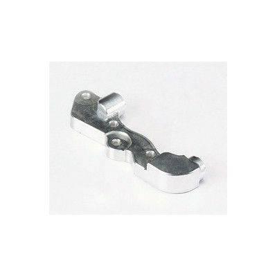 Tappo pompa freno anteriore in alluminio CNC anodizzato - VERDE