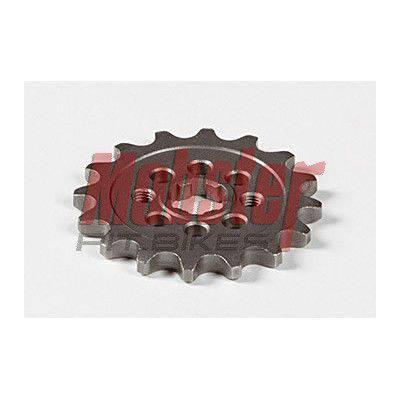 Tappo pompa freno posteriore in alluminio CNC-ROSSO