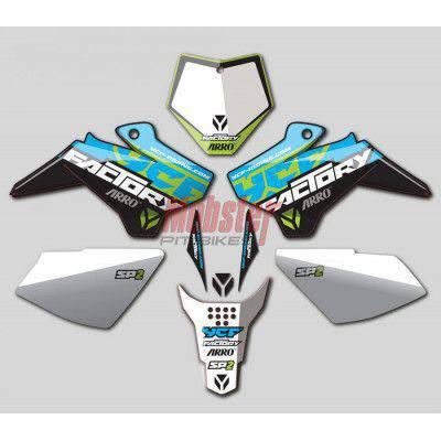 Motociclo YCF Bigy 150 MX 2017