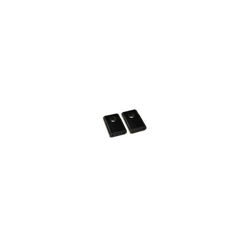 Supporti manubrio regolabili per manubrio f22.2mm / altezza55mm
