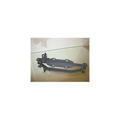 Supporto pedane in acciaio. Adatto e compatibile con molti tipi di pitbike. Piega del supporto peda...