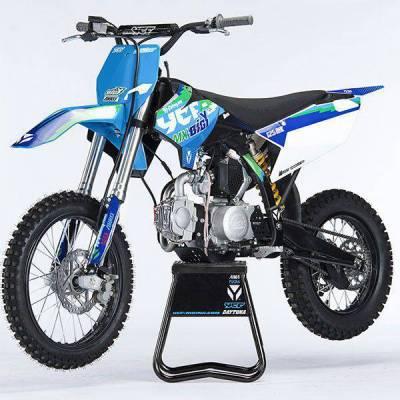 Pit Bike YCF Bigy 125 MX 2018 lato
