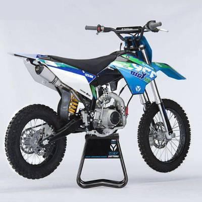 Pit Bike YCF Bigy 125 MX 2018 dietro