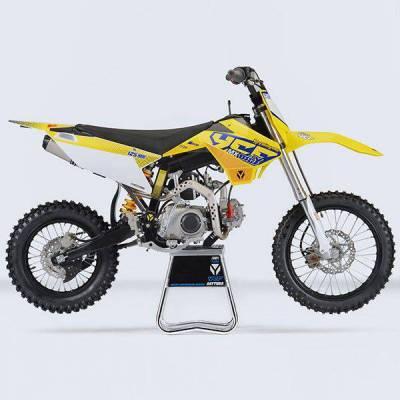 Pit Bike YCF Bigy 125 MX 2019 lato