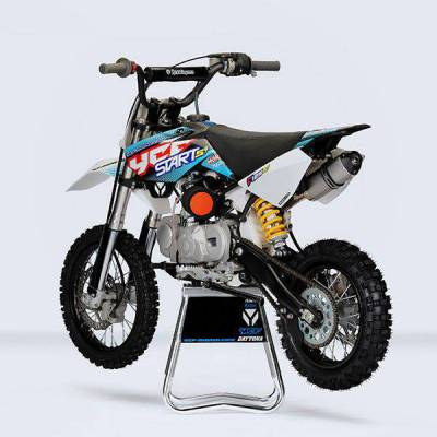 Pit Bike YCF START F125SE 2019 retro