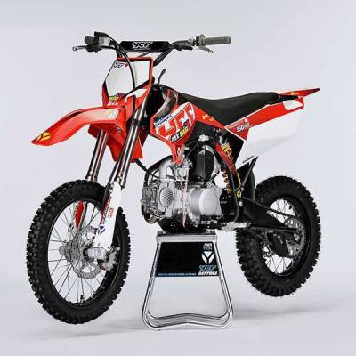 Pit Bike YCF Bigy 150 MX 2019 fronte