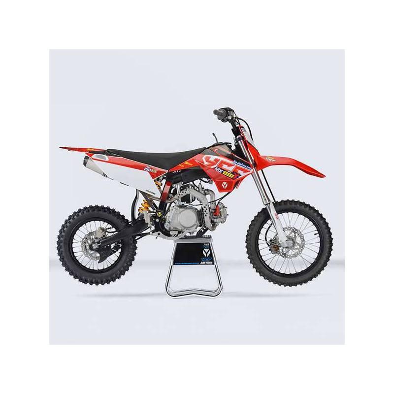 Pit Bike YCF Bigy 150 MX 2019 sinistra