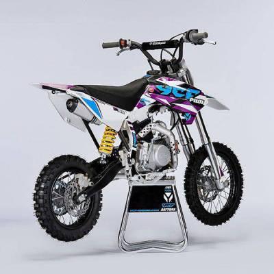 Pit Bike YCF PILOT F150 2019 dietro
