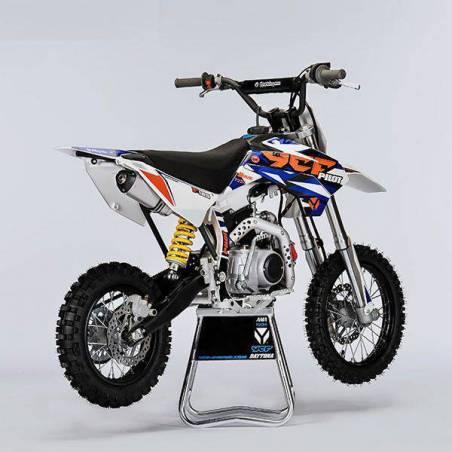 Pit Bike YCF PILOT F125 2019 dietro