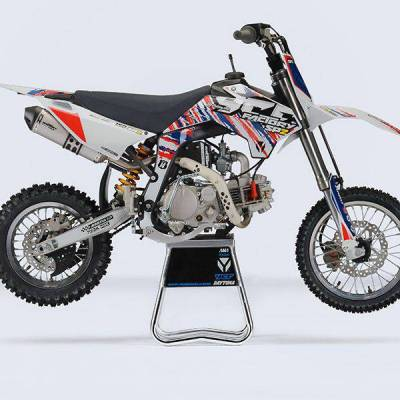Pit Bike YCF Factory SP2 150 2019 lato