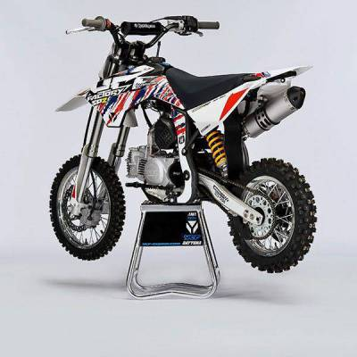 Pit Bike YCF Factory SP2 150 2019 dietro