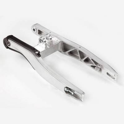 Forcellone in alluminio rinforzato 420mm
