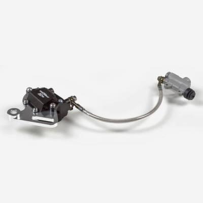 Freno posteriore radiale L:360mm - Pinza NERA