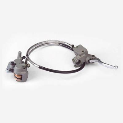 Kit freno anteriore 2 pistoncini L 1080 10/10