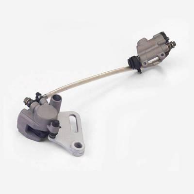 Kit freno posteriore completo singolo pistoncino