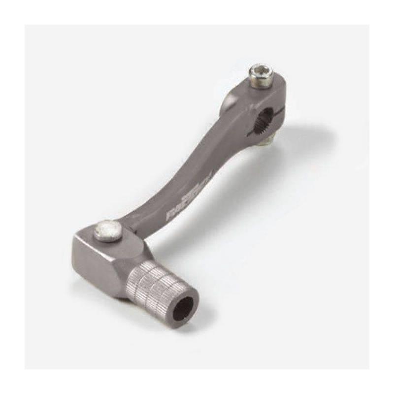 Selettore cambio in alluminio SILVER