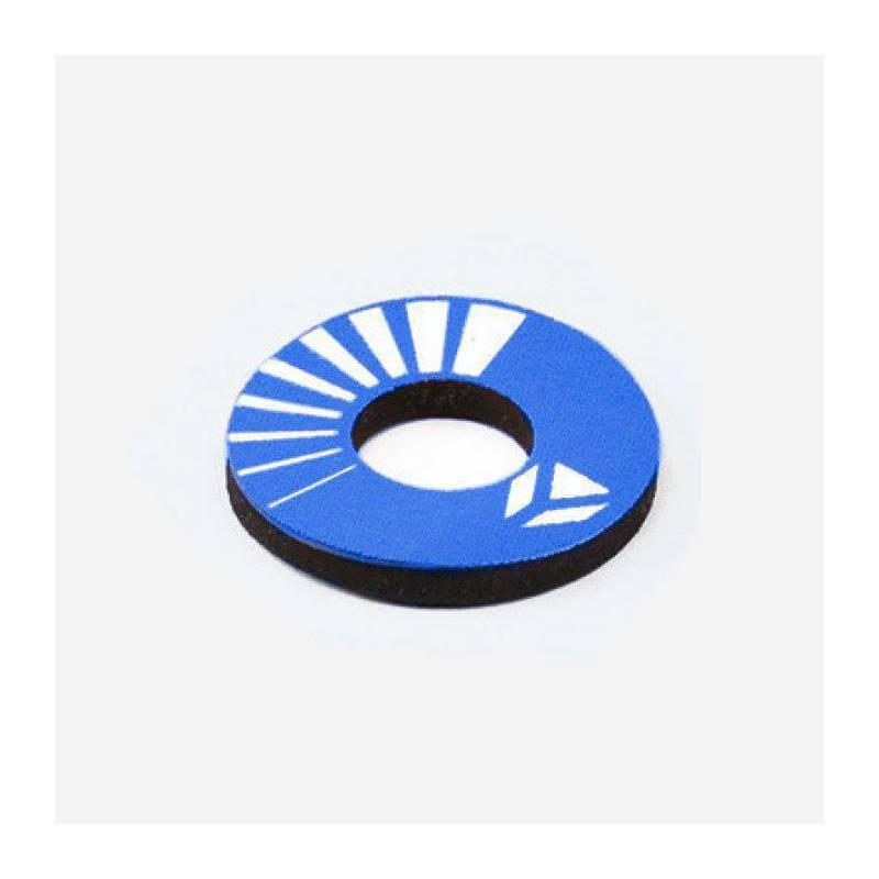 Donuts colore blu