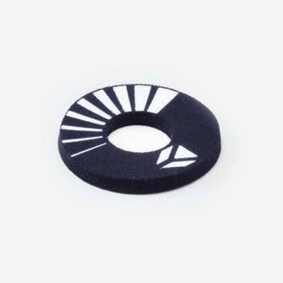 Donuts colore nero