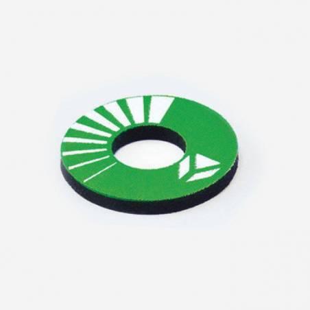 Donuts colore verde