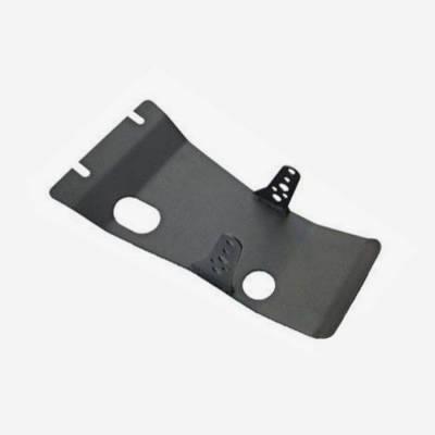 Paramotore acciaio nero per 88/125/140