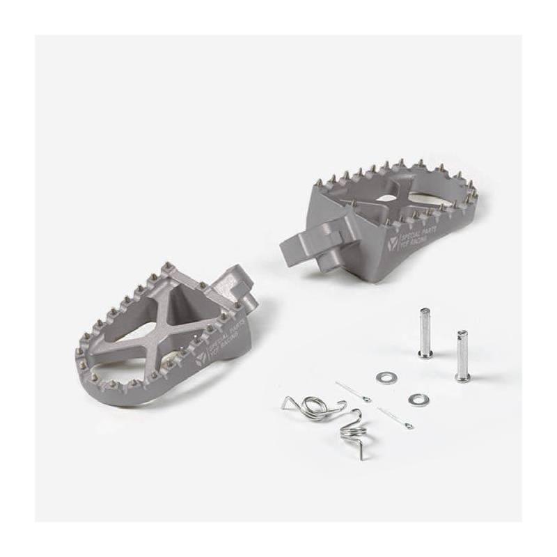 Kit pedane in alluminio - MAGNESIO