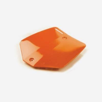 Tabella portanumero anteriore 88 2007/2013 ARANCIONE