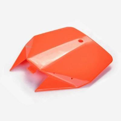 Tabella portanumero anteriore YCF BIGY - ARANCIONE