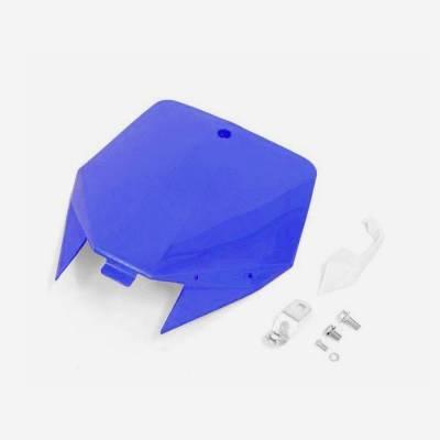 Tabella portanumero anteriore YCF- BLU