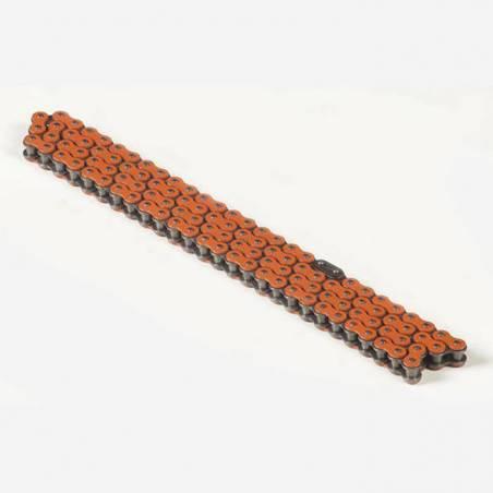 Catena rinforzata passo 420, 110 maglie - ARANCIONE