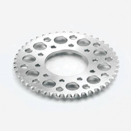 Corona in acciaio 2016, centraggio 75mm - interasse fori 92 mm, 5 fori di fissaggio - 41 DENTI