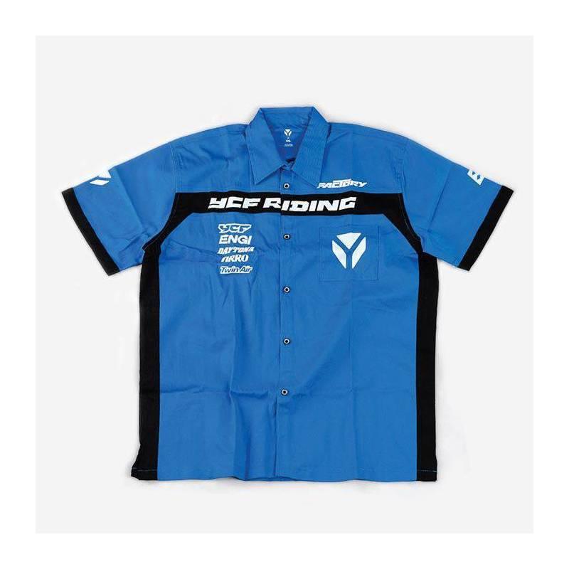 Camicia YCF manica corta -M